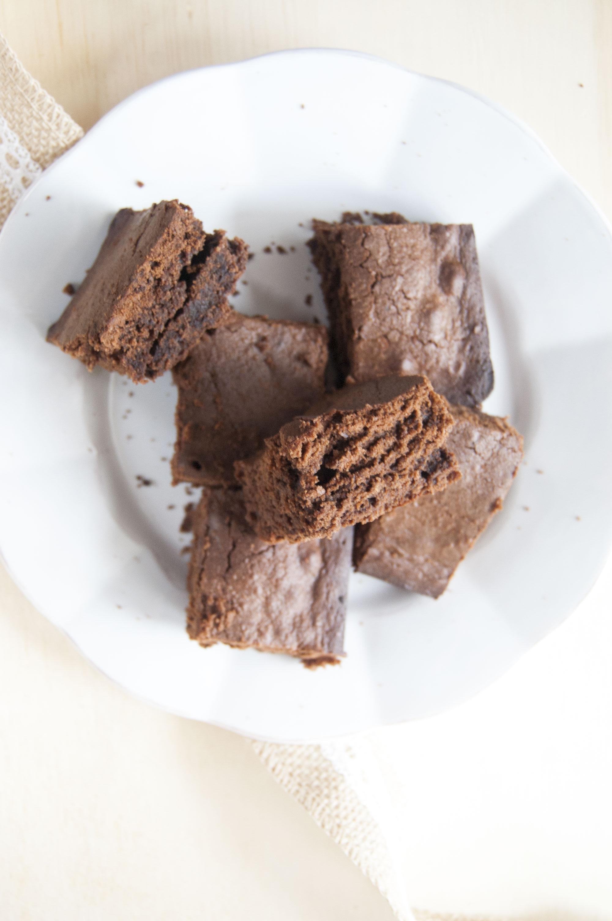 Brownies caff e cioccolato facili e veloci kappa in - Kappa in cucina ...